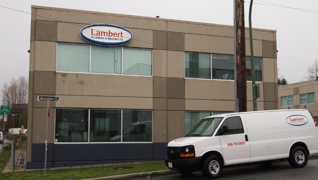 Best New Westminster Plumbers and Heater Repairs at Lambert Plumbing & Heating, LTD