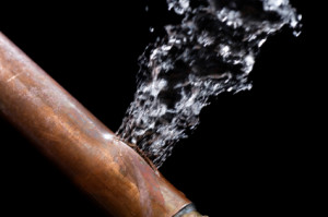 Burst Pipe Repair in Coquitlam