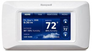 Digital Thermostat Installation in Delta
