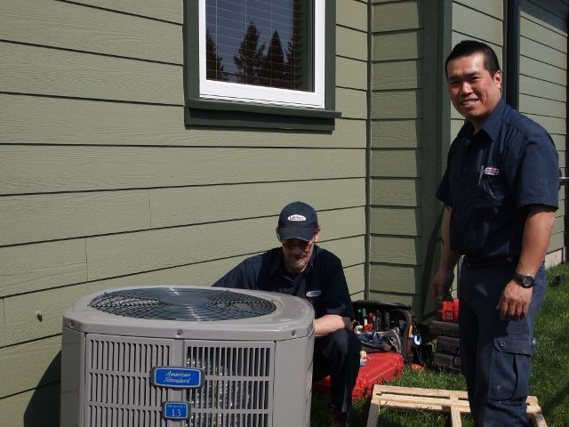 AC Maintenance in North Vancouver