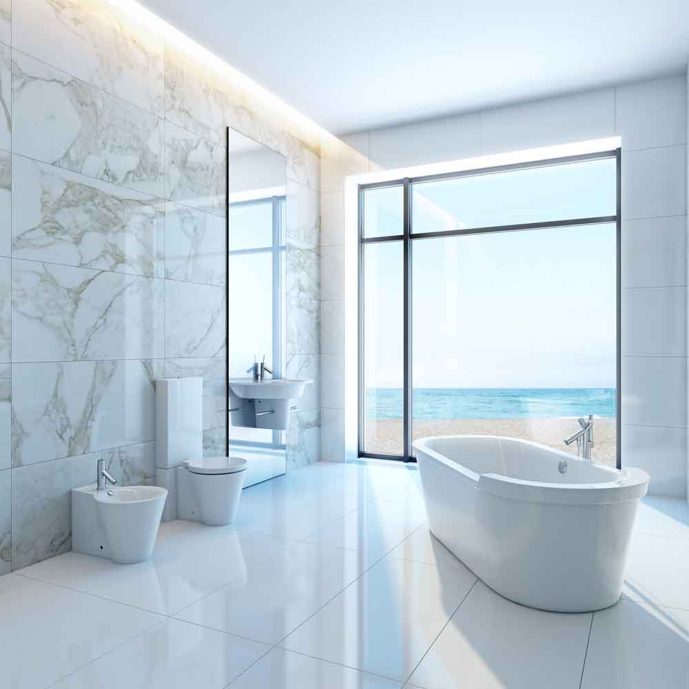 Vancouver, BC bathroom remodeling